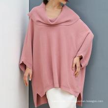 Женская мода 100% Кашемировый свитер одежда