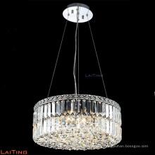 Lustre contemporain en cristal décoratif à la maison lustre contemporain lampe 71042