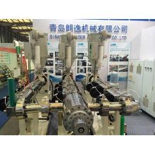 Tubos de calentamiento de agua PP PPR Línea de extrusión / Trilayers Maquinaria de producción de tubo reforzado de fibra de vidrio PPR