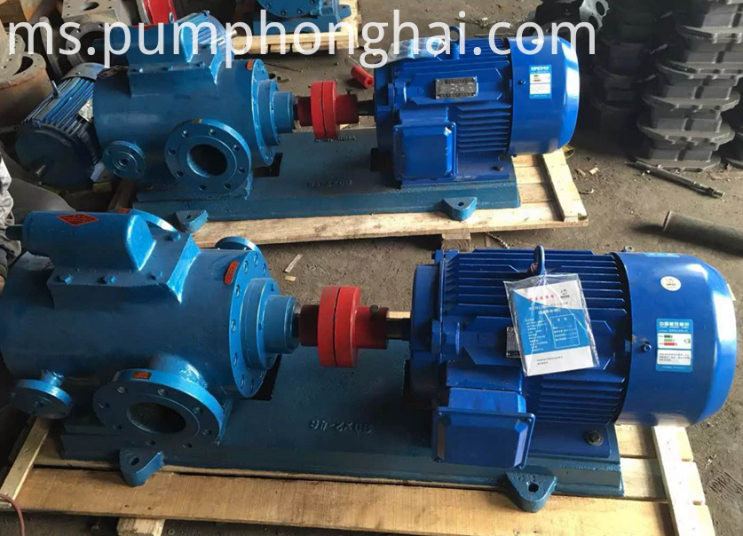 High Viscosity Progressive Cavity Pump