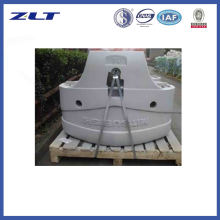Grey Iron Counter Weight by Sand Casting