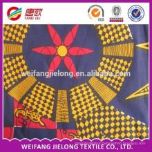 Deluxe super wax fabric holland / African wax