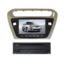 Windows CE Car DVD Player for Citroen Elysee (TS8519)