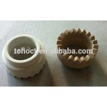 Virola de cerámica del precio competitivo para la soldadura del perno prisionero