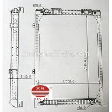 Продам радиатор тяжелого грузовика MAN F90-2 / F2000 MT (1994) 81061016407