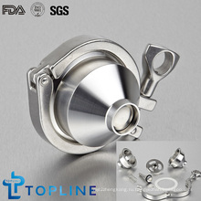 Санитарный санитарный обратный клапан из нержавеющей стали