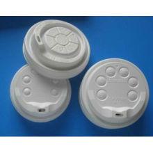 Крышек чашки Белый пластиковый лист Thermoformimg бедра