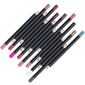 Langlebig wasserdicht holz lip liner bleistift make-up