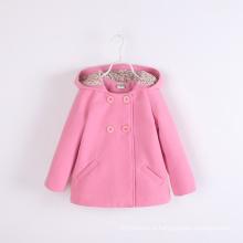 девочек зимние пальто дети маленькие пальто для зима розовый европейский зимние пальто модные хорошего качества оптом детские куртки
