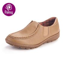 Stiefmütterchen Komfort Schuhe elastischen Design Massage Einlegesohle kausale