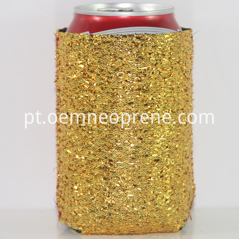 gold can coolers