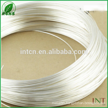 high smooth pure silver wire