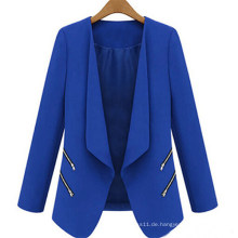 Neue Art-dünne beiläufige Geschäfts-Frauen Outwear (50012)