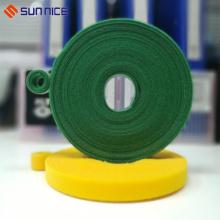 Los organizadores de envolturas de cable de lazo de gancho personalizados más nuevos de nylon