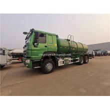 Howo 6x4 ravitaillement en carburant camion-citerne