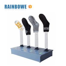 Rainbowe la machine la plus économique d'embarquement de réglage de chaussette de petite taille