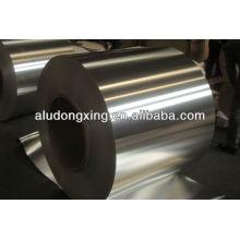 Bobina de aluminio para condensador