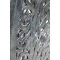 Meubles extérieurs de cast Aluminium osier rotin jardin Patio