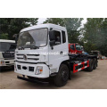 Best selling quality compression garbage truck