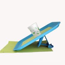 tapis de table de compagnie aérienne papier antidérapant