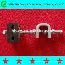 штуцер электричества - резиновые шлейфового зажима для башни