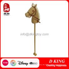 Hobby Stuffed Antique Stick Horse Peluche de juguete