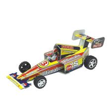 DIY Formula Car Puzzle