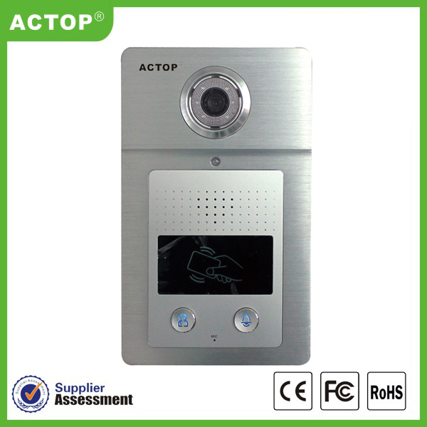 ip video door phone outdoor unit