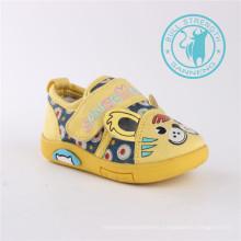 Zapatos de bebé Zapatos de suela de inyección blanda (SNC-002024)