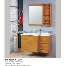 2013 Latest High glossy painted laundry sink cabinet combo