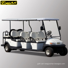 Cheap 8 seater golf cart for sale electric sightseeing bus electric mini bus