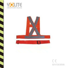 2017 High Class PVC Reflective Safety Belt