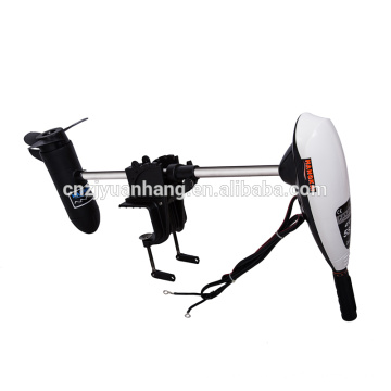 Brand New HANGKAI 55lbs 12V Electric Outboard Trolling Motor for fishing boat