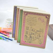 Твердый Переплет Спираль Блокнот Дневник Подарок Ноутбук