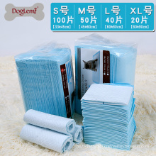 Chineses Supply New Design Pet Dog Quick-dry Training Puppy Pee Pads