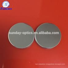 0.5in diameter Round Flat Enhanced Aluminum Mirrors Optical Glass