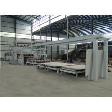 Automatische Kurzzyklus-Laminierung Heißpressmaschine