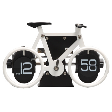Vélo Fliping Flip Clock sur Table