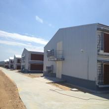 Prefab Steel Frame Gebäude mit Ce-Zertifizierung