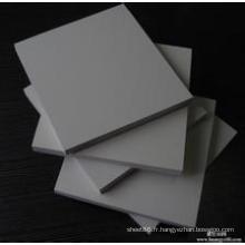 Feuille en plastique rigide de feuille de PVC