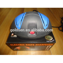 Como visto na TV Quente Saless 45w Mini Power Tesoura Sharpening Machine Grinder elétrica facas de bolso Sharpener GW8189