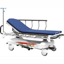 Luxurious medical emergency ambulance hydraulic stretcher trolley