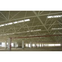 Producto de acero Peso ligero Estructura metálica Truss for Workshop Building