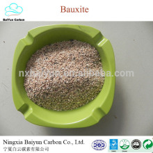 Refractory Calcined Bauxite AL2O3 85%min for bauxite buyer or importers