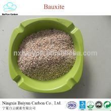 Bresite calcinada refractária AL2O3 85% min para comprador de bauxita ou importadores