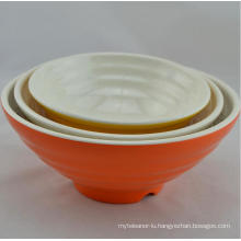 (BC-MB1001) High Quality Reusable Melamine Bowl