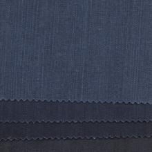 Tela del dril de algodón del Indigo de la gaita del 98% el 2% del algodón del 2% 11oz, tela del dril de algodón de Spandex
