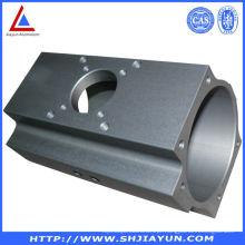 OEM Extrude Habitação de dissipador de calor de alumínio com usinagem CNC