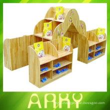 Kindergarten Wooden Cabinet