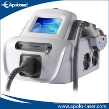Apolo IPL Laser Hair Removal Machine IPL Equipo para el tratamiento del acné